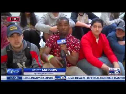 JIMMY MARLOW V - FEATURE REPORTER REEL