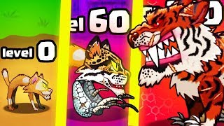 IS THIS THE HIGHEST LEVEL STRONGEST CAT MUTANT EVOLUTION? (1000+ LEVEL) l Mutant Fighting Cup 2 New