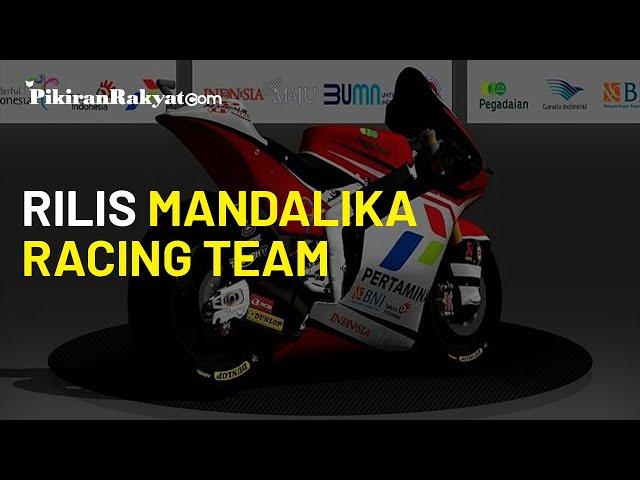 Tim Balap Indonesia di MotoGP 2021, Mandalika Racing Team Diperkenalkan di Hari Sumpah Pemuda