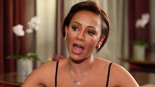 How Mel B 'Severed Her Hand' And Broke Two Ribs