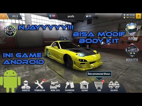 Game Android Balap Mobil Yang Bisa Modif Body Kit  Keren Abis