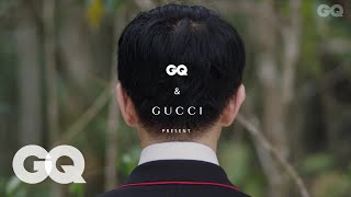 junya ishigami explores the underwater caves of mexico ep 4   the performers   gq gucci