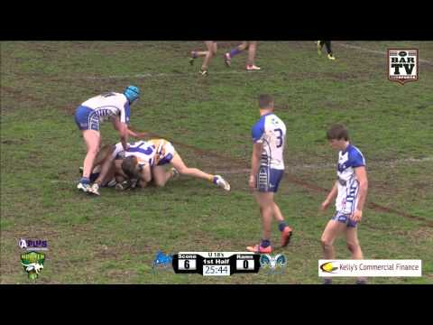 2015 Hunter Valley Group 21 Under 18's Grand Final