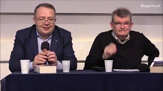 Maciej Parowski - Budowniczy Polskiej SF. Spotkanie prowadzi Piotr Gociek (Klub Ronina)