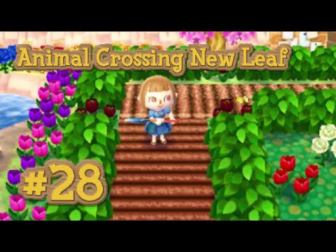 Animal Crossing New Leaf 028 Welches Design Youtube