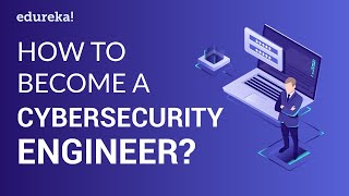 How to become a Cybersecurity Engineer? | Cybersecurity Salary | Cybersecurity Training | Edureka