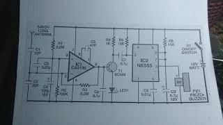 CA3130 mobile phone detector amazing