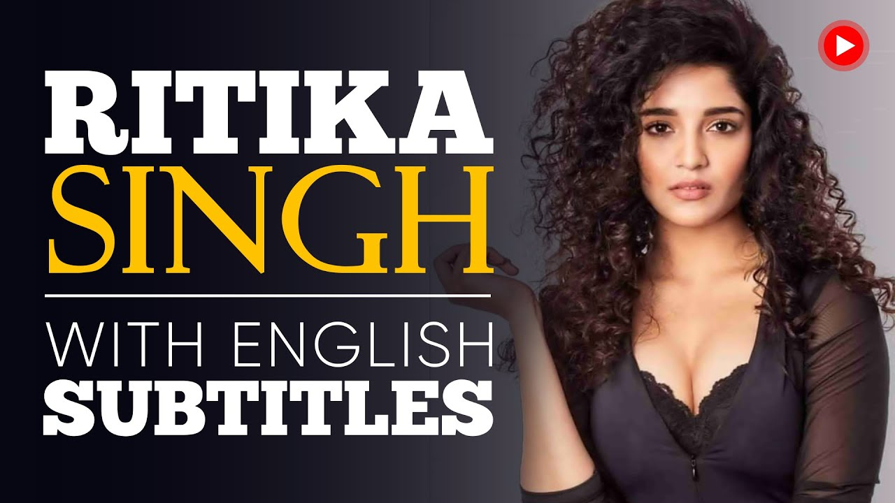 ENGLISH SPEECH | RITIKA SINGH: Inspiring Message (English Subtitles)