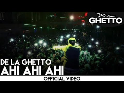 De La Ghetto - Ahi Ahi Ahi [Live]