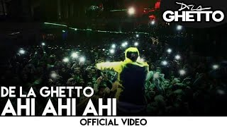 Смотреть клип De La Ghetto - Ahi Ahi Ahi