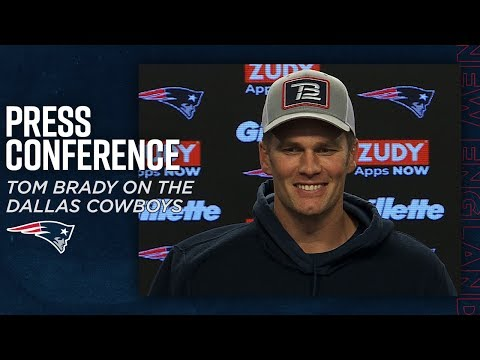 "Tom Brady: ""Our whole season's ahead of us"" 