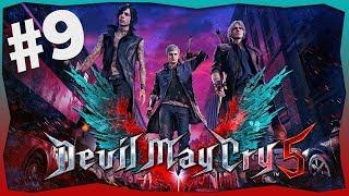 DEVIL MAY CRY 5! - #9 KONIEC