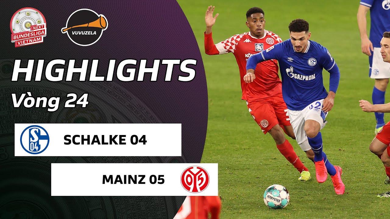 Bundesliga Highlights - Schalke 04 vs Mainz 05 | Trầm cảm lên!