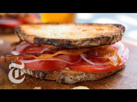 Tomato Sandwiches | Melissa Clark Recipes | The New York Times