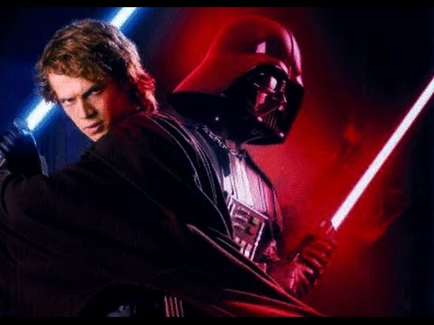 Star wars anakin died darth vader born youtube - Vaisseau star wars anakin ...