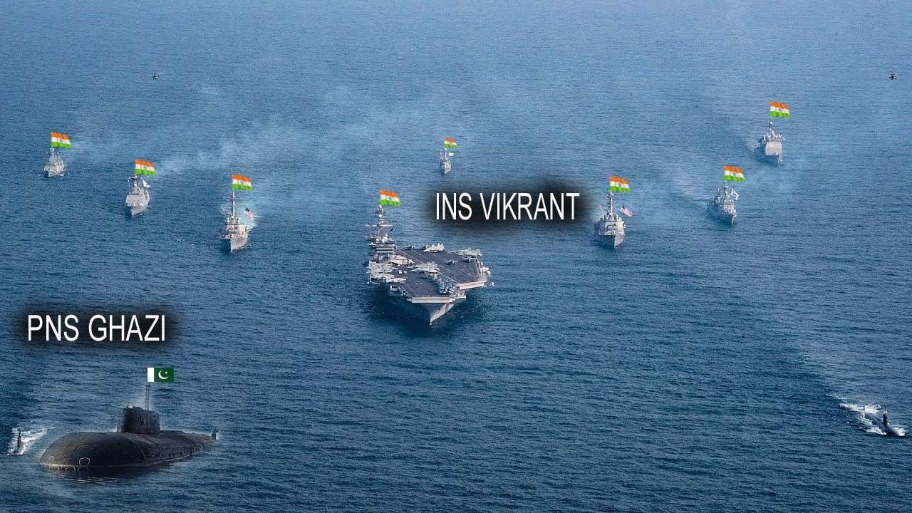 इस वजह से पाकिस्तान INS Vikrant से आज भी खौफ खता है INS Vikrant real Story