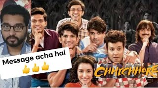 Chhichhore Movie Review by Pakistani | Simple & Honest Review