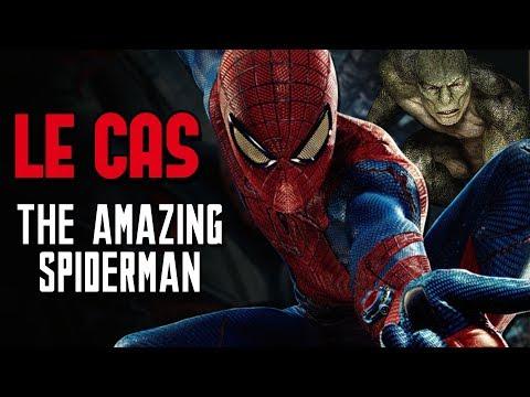 LE CAS #6 The Amazing Spiderman ( Marc Webb )