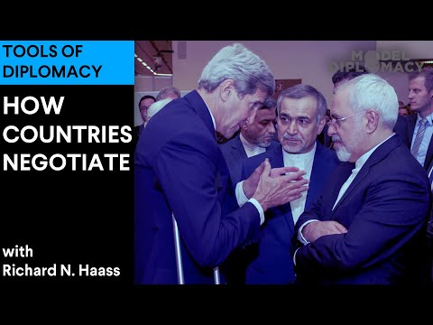 Negotiations In Foreign Policy | Model Diplomacy