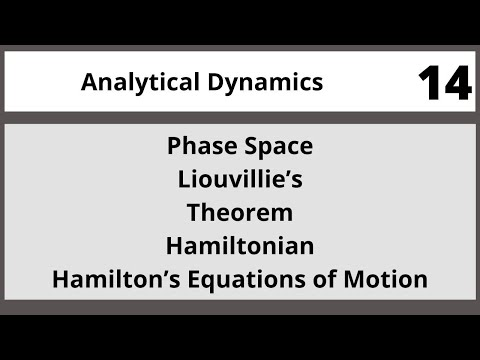Analytical Dynamics in Hindi Urdu MTH382 LECTURE 14