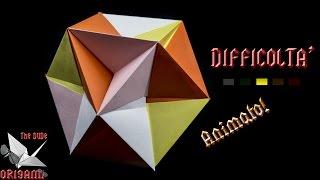 [origami Ita] Palla Delle Farfalle - Esplosione Volante! (kenneth Kawamura) || Animali/modulari