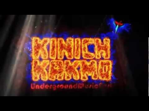 Kinich Kakmo Underground Music Fest 2012