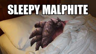 SLEEPY MALPHITE