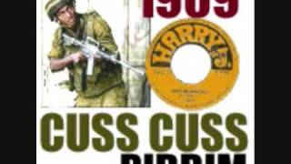Ranking Joe & Triston Palmer Cuss Cuss Riddim