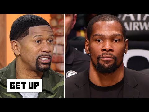 Jalen Rose Reacts To Kevin Durant's Tweets About The Nets Being Irrelevant | Get Up