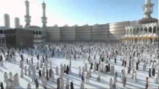 NEW DESIGN FOR MASJID AL HARAM MECCA SAUDI ARABIA