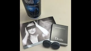 Desio Darker Grey Contact Lenses: Two Shades Of Grey
