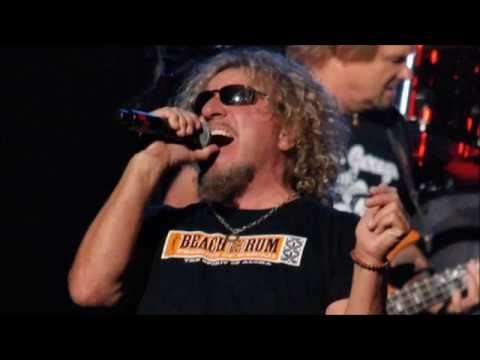 Sammy Hagar   A Whiter Shade of Pale