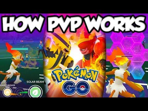 HOW PVP WORKS IN POKÉMON GO (Part 2) thumbnail