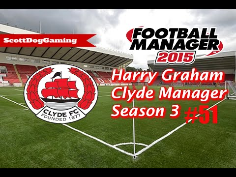 """Football Manager 2015 Career Mode """"Attack Attack Attack"""" Ep 51 Harry Graham ScottDogGaming HD"""