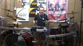 Helton Turcheto l Long Distance Runaround l Yes l  (Drum Cover)