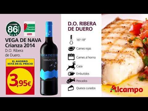 Selección de maridaje de vinos de Alcampo El Comidista - EL PAÍS