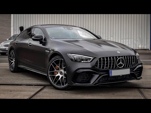 2019 Mercedes-AMG GT 63 S 4MATIC+ Edition 1 | GT 4-Door | Exterior, Interior & V8 Start Up | X290