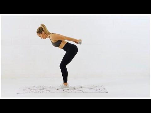 Week 6 Day 5 // Upper Body Strength // Back + Triceps