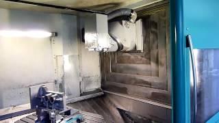 Bearbeitungszentrum-Universal DECKEL DMU 125 P