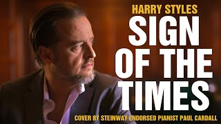 Harry Styles Sign of The Times Paul Cardall piano