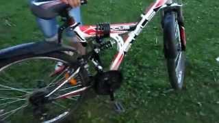 Дрифт на велосипеде(Извините за то что давно не было видео., 2015-08-27T07:41:36.000Z)