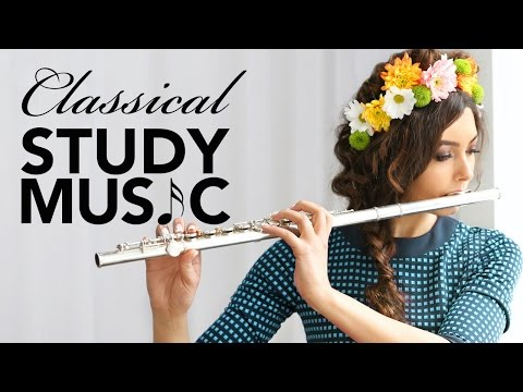 Classical Music for Studying and Concentration: Instrumental Music, Focus Music, Relax, �
