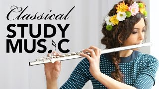 Classical Music for Studying and Concentration: Instrumental Music, Focus Music, Relax, ♫E043