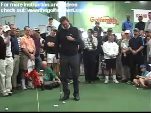 Hank Haney Golf Instruction - Putter Length and Putting Styles.mp4