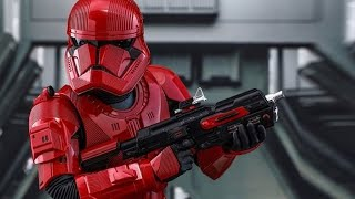You'll Love Kylo Ren's Sith Troopers, Stranger Things In The MCU & More