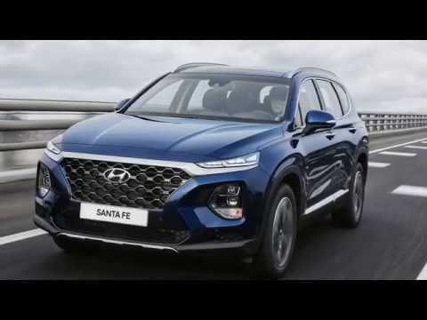 [Hot News] 2019 Hyundai Santa Fe Debuts Handsome Look, Diesel Engine Option