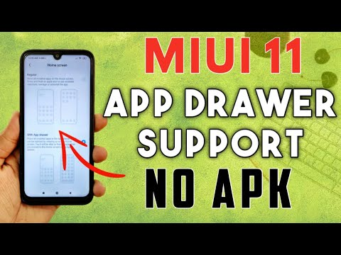 Miui 11 System Launcher Update | Official App Drawer Update | No Apk Install | MIUI 11 Update
