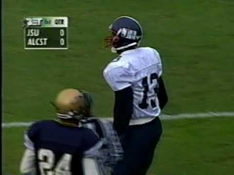 2000 7th Annual Capital City Classic: Jackson St  Tiger vs Alcorn St  Braves