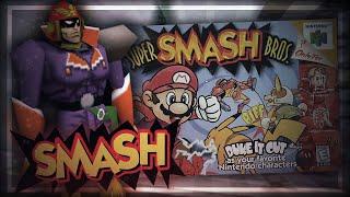 Die Anfänge der Super Smash Bros. Reihe