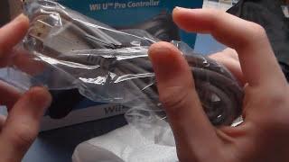 Test- WII U Pro Controller (FR-HD)